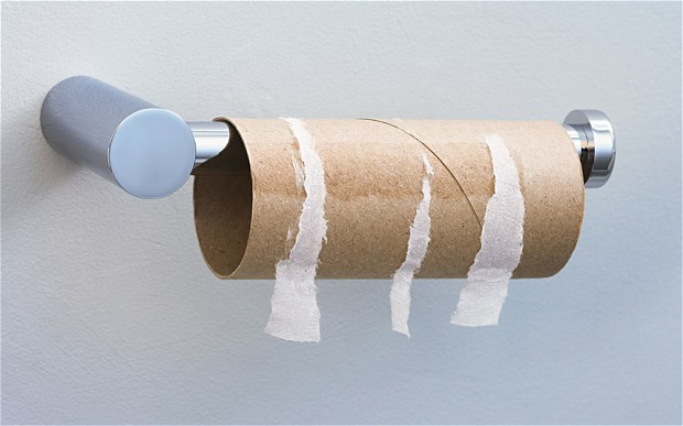 For the Love of Pete, Reload the Toilet Paper!
