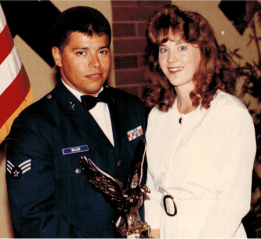 James & Becky ALS Graduation