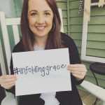 Ep. 12 - Mary Kate White; Good Girl, Monoamneotic Twins, & Redemption | Stories of Unfolding Grace | BeckyLMcCoy.com