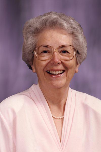 Jeanette Louise Rohr Marra 1930-2019