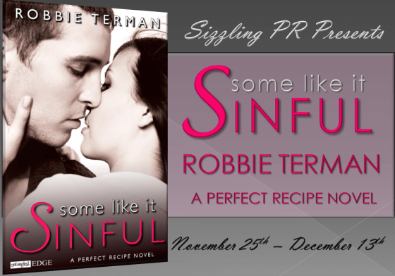 Some Like It Sinful - Robbie Terman - Banner