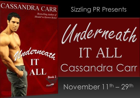 UIA - Cassandra Carr - Banner