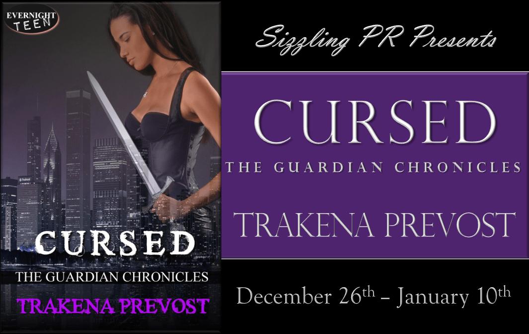 Cursed - Trakena Prevost - Banner 2