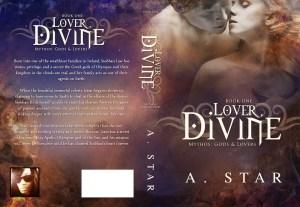Lover Divine Print Jacket