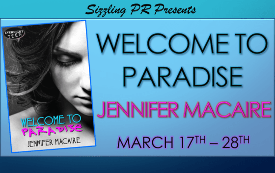 Welcome to Paradise - Banner