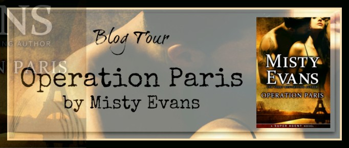 Operation Paris Blog Tour Banner