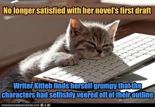 writer kitty