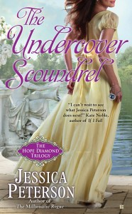The Undercover Scoundrel Cover