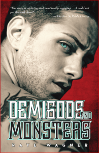 Demigods and Monsters cover 1