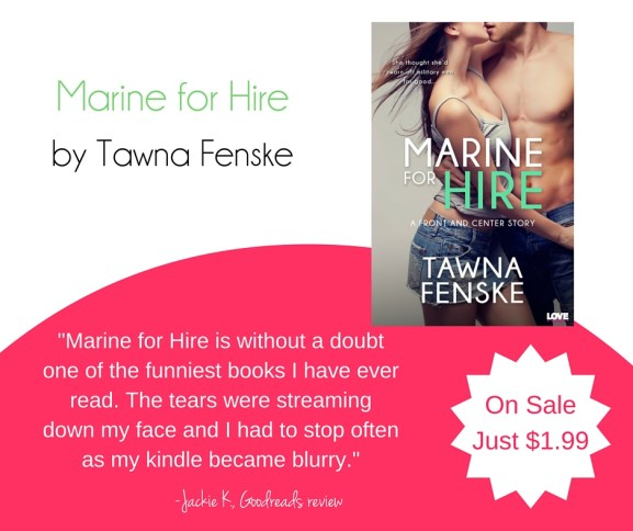 Marine for Hire Review quote