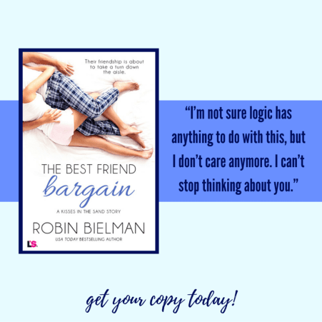 The Best Friend Bargain Teaser 1
