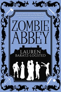 Zombie Abbey by Lauren Baratz-Logsted cover