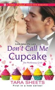 Don't Call Me Cupcake by Tara Sheets cover