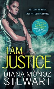 I Am Justice cover