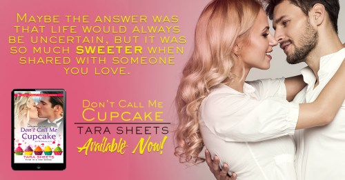 Don't Call Me Cupcake teaser graphic 1