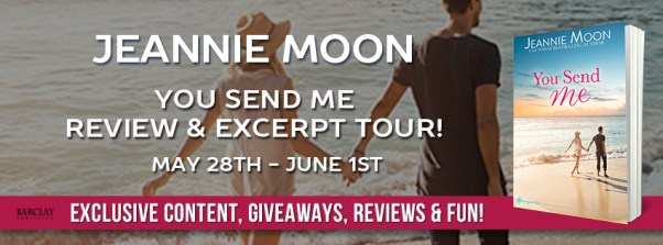 You Send Me tour banner