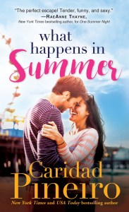 What Happens in Summer cover