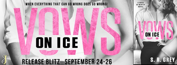 Vows on Ice Banner
