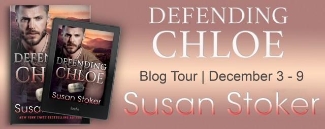Defending Chloe tour banner