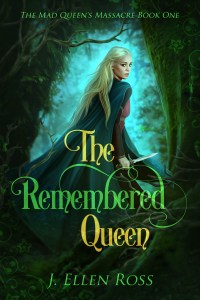The Remembered Queen cover