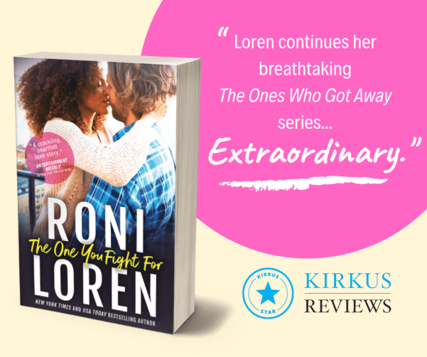 """Loren continues her breathtaking THE ONES WHO GOT AWAY series...extraordinary."" Kirkus Reviews"
