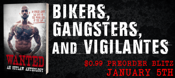 Wanted: An Outlaw Anthology 99 cent pre-order blitz banner