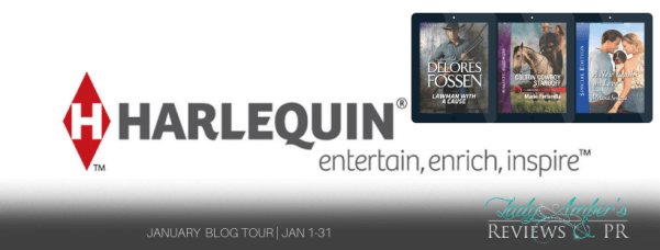 Harlequin January Recommended Reads tour banner