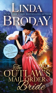 The Outlaw's Mail Order Bride cover