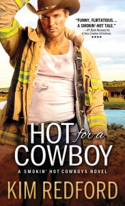 Hot for a Cowboy cover