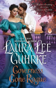 Governess Gone Rogue cover