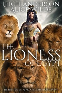 The Lioness of Egypt cover