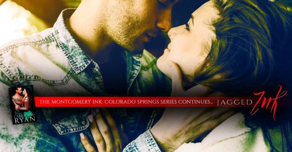The Montgomery Ink: Colorado Springs series continues...JAGGED INK