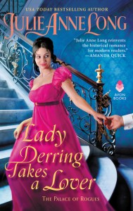 Lady Derring Takes a Lover cover
