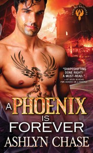 A Phoenix is Forever cover