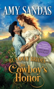 The Cowboy's Honor cover