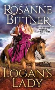 Logan's Lady cover