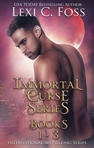 Immortal Curse series #1-3 box set