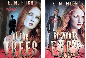 Series covers:  Of the Trees  At Wood's Edge