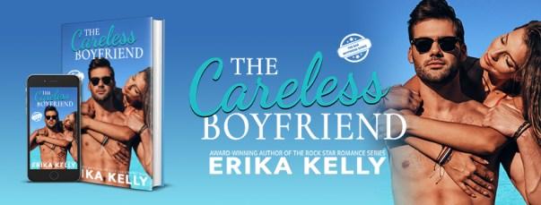 The Careless Boyfriend tour banner