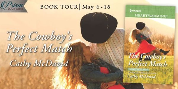 The Cowboy's Perfect Match tour banner