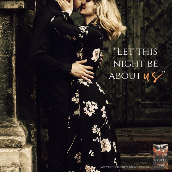 "Teaser: ""Let this night be about us""  Elegant romantic couple kissing near old metal gate in Paris, beautiful blonde woman hugging bearded man outdoors, passion concept"