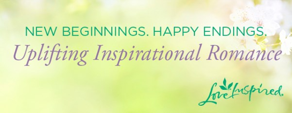 New Beginnings. Happy Endings. Uplifting inspirational romance.   Love Inspired tour banner
