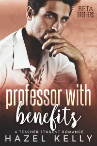 Professor with Benefits cover