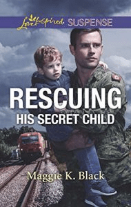 Rescuing His Secret Child cover