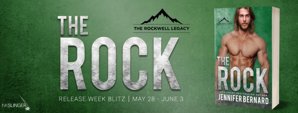 The Rock release week banner