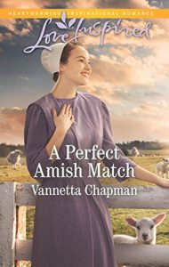A Perfect Amish Match cover