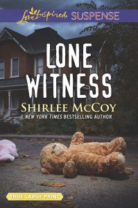 Lone Witness cover