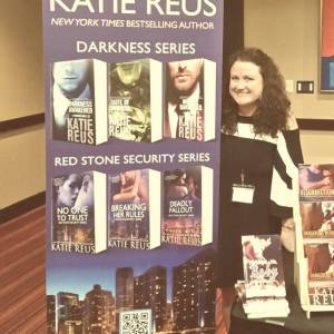 Katie Reus author photo