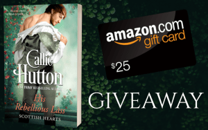 Giveaway Graphic $25 Amazon gift card