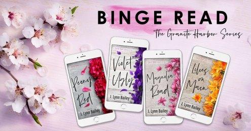 Binge read the entire Granite Harbor series!